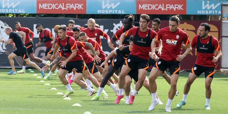 Son dakika... Galatasaray'ın Trabzonspor maçı kamp kadrosu belli oldu