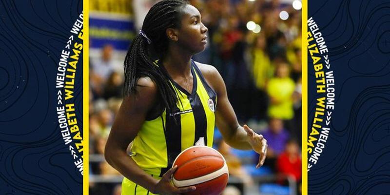 Elizabeth Williams Fenerbahçe'de
