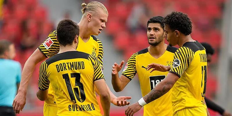 Beşiktaş'ın rakibi Dortmund, Leverkusen'i 4-3 mağlup etti