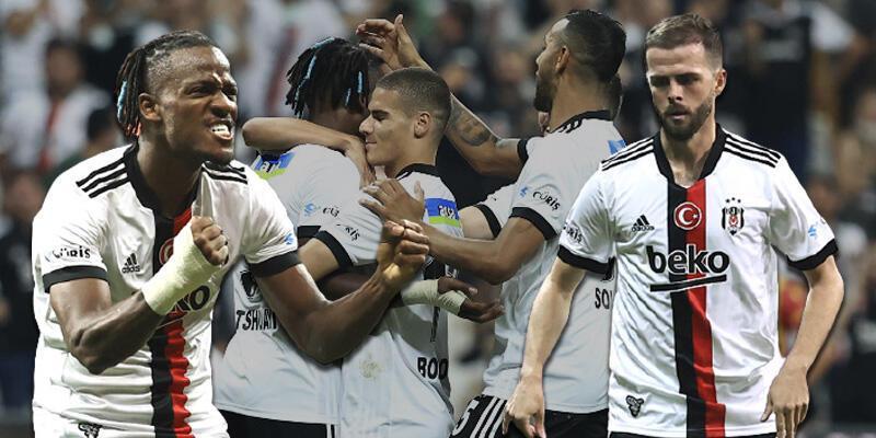 Beşiktaş - Yeni Malatyaspor: 3-0