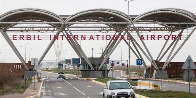 Son dakika... Erbil Havaalanı'na saldırı