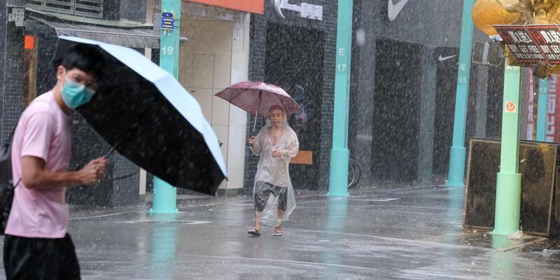 Filipinler ve Tayvan'da Chanthu Tayfunu alarmı