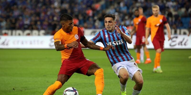 Trabzonspor yenilgiden geri döndü