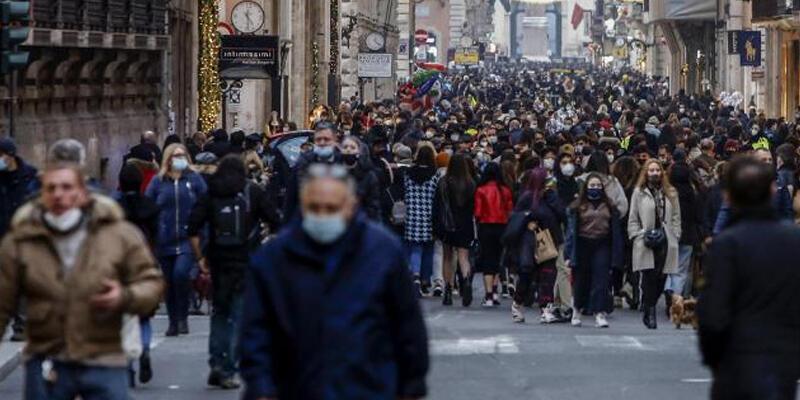 İtalya'da Kovid-19'dan ölenlerin sayısı 130 bine yaklaştı