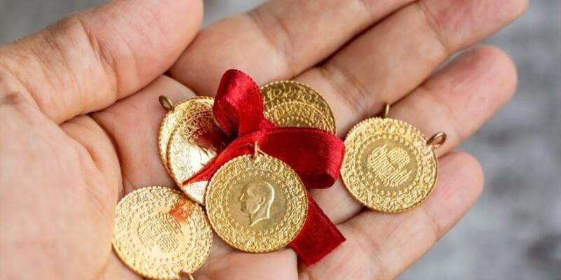 18 Eylül altın fiyatları 2021 canlı! Çeyrek altın ne kadar, bugün gram altın kaç TL? Cumhuriyet altını fiyatı..