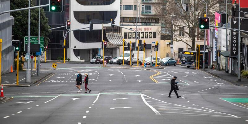 Yeni Zelanda'daki COVID-19 yasaklarının süresi yeniden uzatıldı