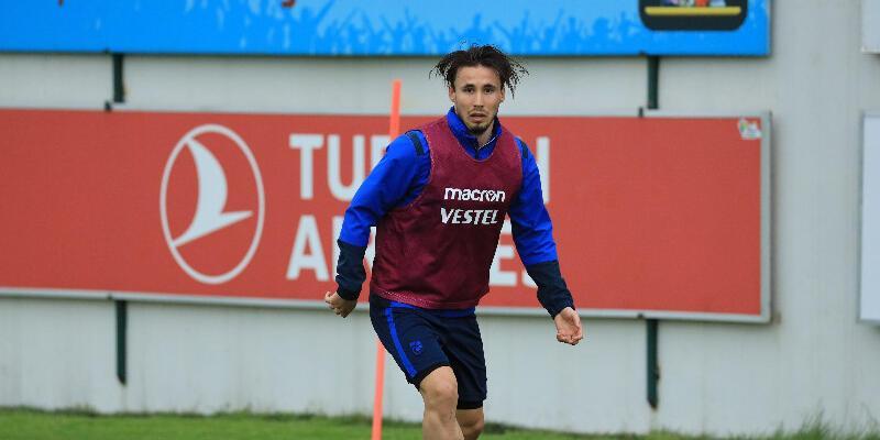 Son dakika... Trabzonspor'dan Trondsen açıklaması!