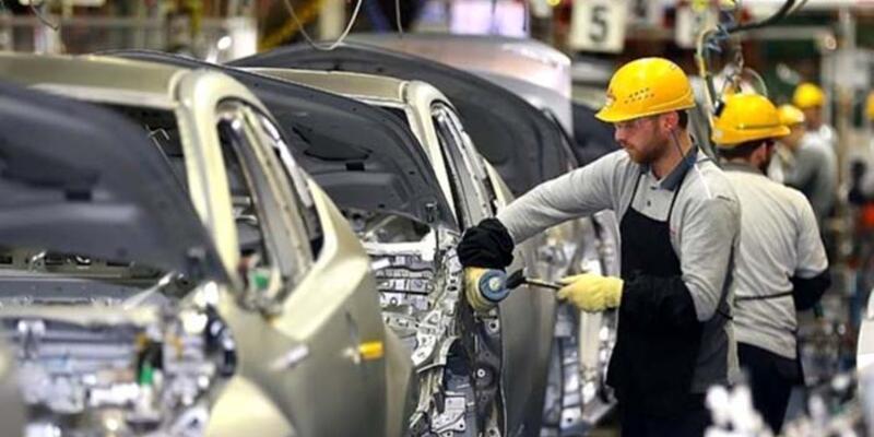 Otomotivde üretim ve ihracat yüzde 14 artışta