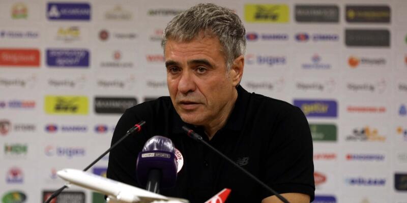 Ersun Yanal: Garip bir penaltıydı