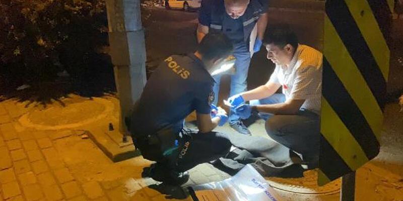 Yolun karşısına geçerken otomobilin çarptığı yaya öldü, kaçan sürücü yakalandı