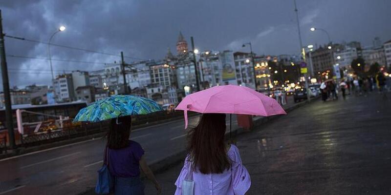Meteoroloji'den sağanak yağış uyarısı: 14 Eylül il il hava durumu tahminleri