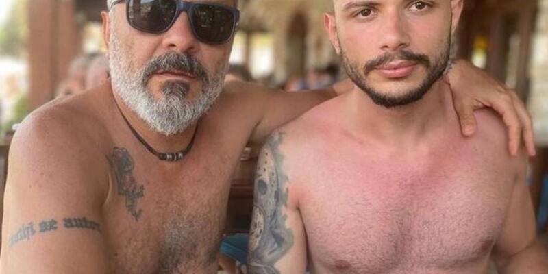 Necmi Yapıcı oğlu Emre ile birlikte çekilen fotoğraflarını takipçileriyle paylaştı