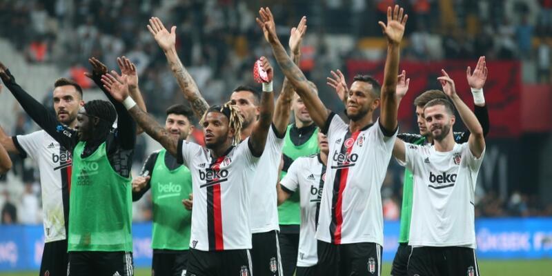 Beşiktaş'ın Dortmund maçı kadrosu açıklandı