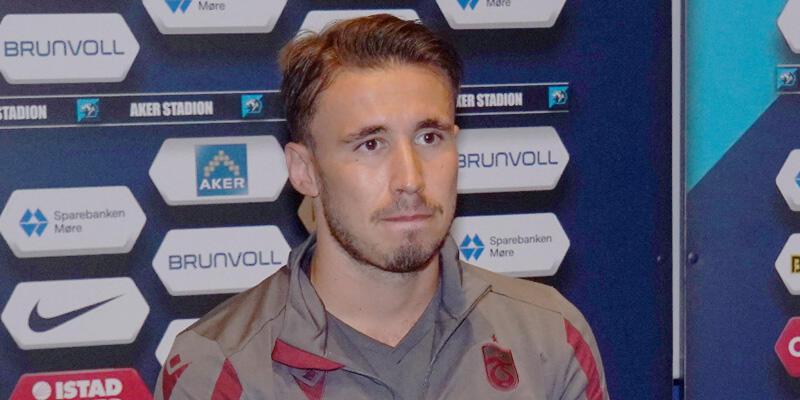 Son dakika... Trabzonsporlu Trondsen'in büyük şanssızlığı!