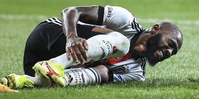 Son dakika... Beşiktaş'ta Nkoudou Dortmund maçında yok!