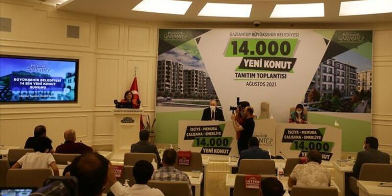 TOKİ Gaziantep 14 bin konut başvurusu nasıl yapılır? TOKİ konut başvuruları başladı!