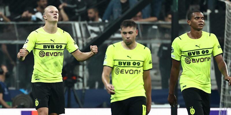 Son dakika... Dortmund'un formasına taraftardan tepki var