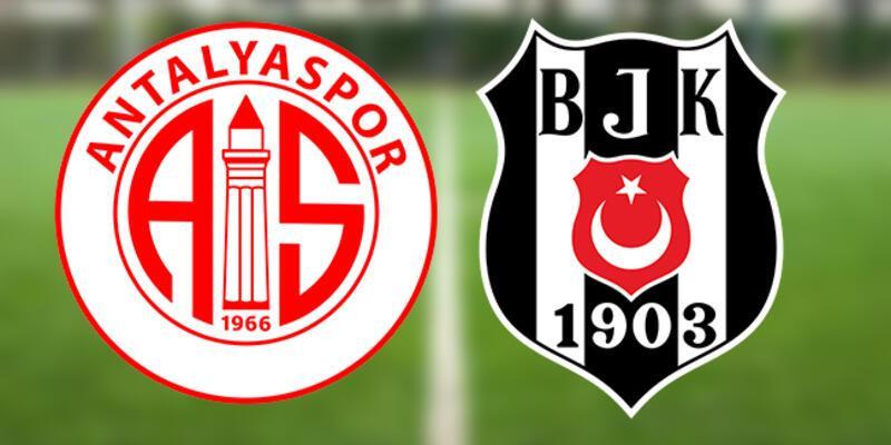 Süper Lig   Antalyaspor Beşiktaş maçı ne zaman, saat kaçta? Antalya BJK maçı hangi gün?