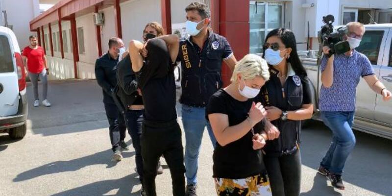 Dijital 'Sazan Sarmalı' polise takıldı