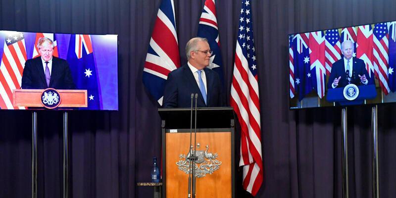 'AUKUS' gerginliği sürüyor: Fransa'nın 'ihanet' açıklamasına Avustralya'dan yanıt
