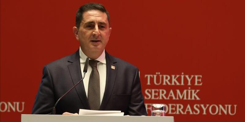 Türkiye Seramik Federasyonu, Erdem Çenesiz başkanlığında devam kararı aldı