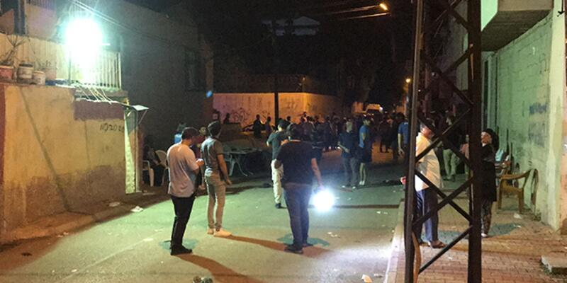 Adana'da asker kınasında çıkan silahlı kavgada bir kişi yaralandı