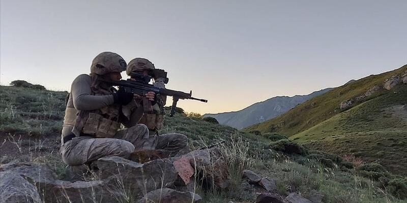 MSB: 7 PKK'lı terörist etkisiz hale getirildi
