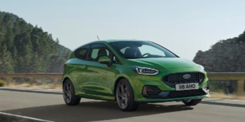 Yeni Ford Fiesta 'Hibrit' yola çıkıyor