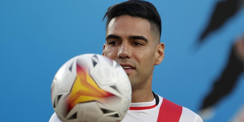Radamel Falcao ilk maçında golünü attı!