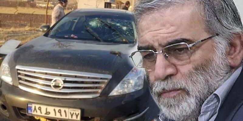 'İranlı nükleer fizikçi yapay zekalı tüfekle öldürüldü'