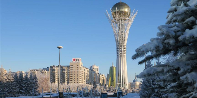 Kazakistan'da silahlı saldırı: 5 ölü