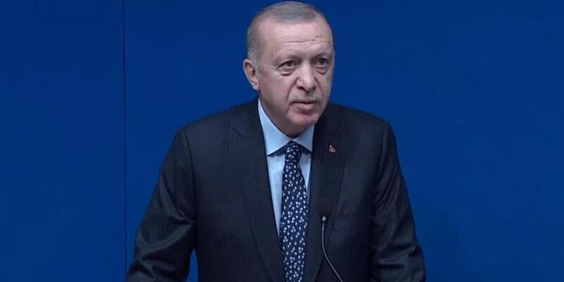 Son dakika haberi: Cumhurbaşkanı Erdoğan'dan ABD'de önemli açıklamalar