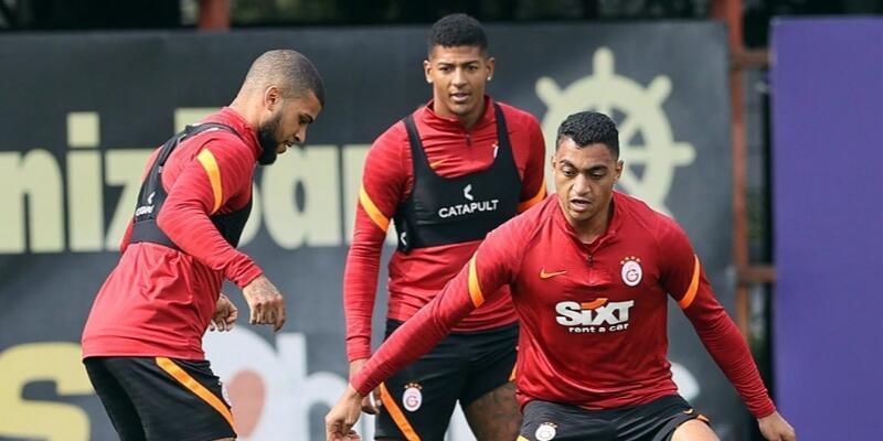 Galatasaray'ın Kayseri kafilesinde 6 eksik var