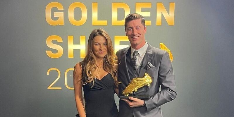 Robert Lewandowski Altın Ayakkabı'nın sahibi oldu
