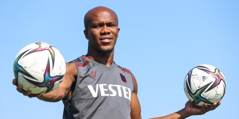 Son dakika... Trabzonspor Nwakaeme'nin sözleşmesini uzatıyor
