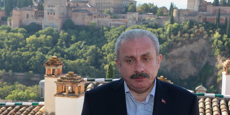 TBMM Başkanı Şentop'dan 'seçim kanunu' açıklaması