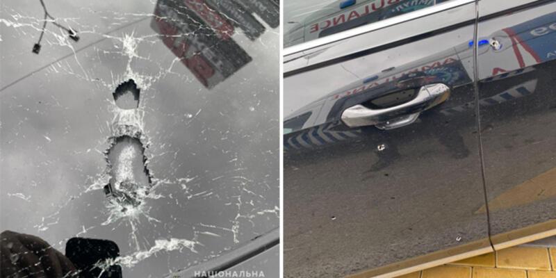 Ukrayna cumhurbaşkanı yardımcısının aracına silahlı saldırı