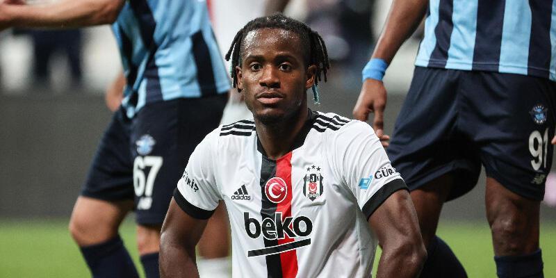 Son dakika... Beşiktaş'a bir kötü haber de Batshuayi'den!