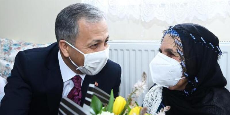 İstanbul Valisi Yerlikaya: 65 yaş üstü büyüklerimizin 3. doz aşı oranı yüzde 64