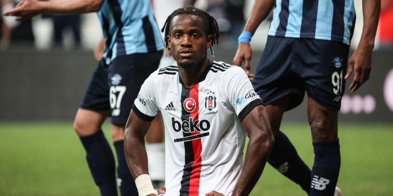 Beşiktaş'a Batshuayi ve Larin'den kötü haber