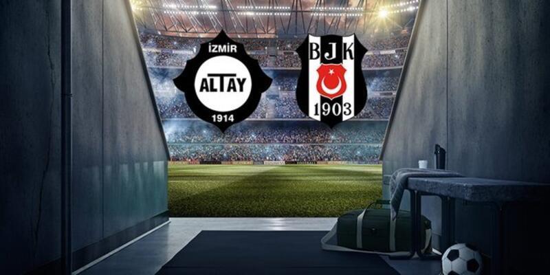 Altay-Beşiktaş maçı hangi kanalda, saat kaçta? Altay-Beşiktaş maçı canlı izleme bilgileri!