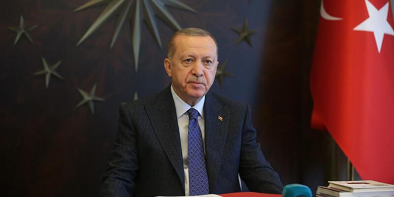 Cumhurbaşkanı Erdoğan'dan YASED Genel Kurulu'na mesaj
