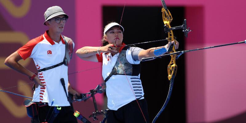 Son dakika... Mete Gazoz ve Yasemin Ecem Anagöz'den bronz madalya