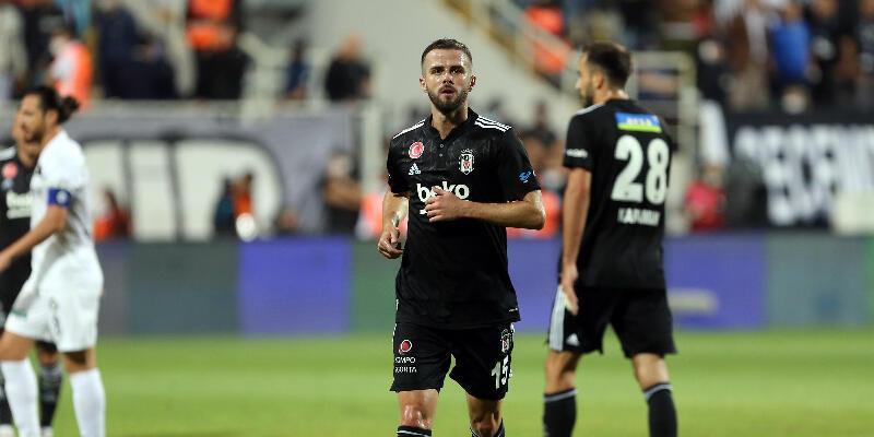 Son dakika... Beşiktaş'ta Miralem Pjanic de sakatlandı!
