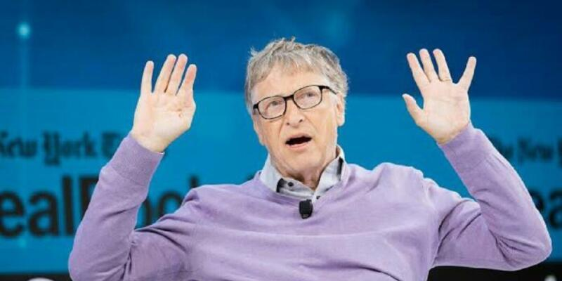 Bill Gates koronavirüsü tamamen bitirmek istiyor
