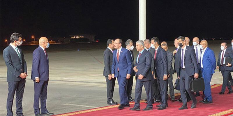 Ticaret Bakanı Mehmet Muş, Erbil'de