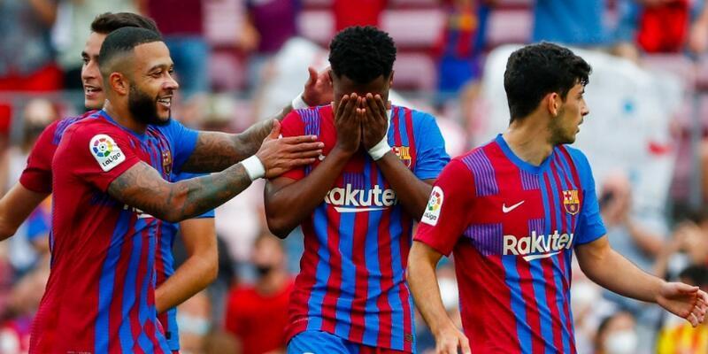 Barcelona Levante'yi 3 golle geçti