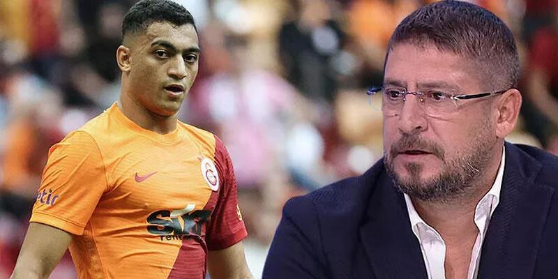 Son dakika... Ümit Davala'dan Mostafa Mohamed yorumu
