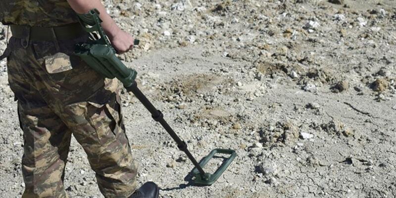 Türkiye'nin en doğusundaki 80 bin mayın temizlenecek