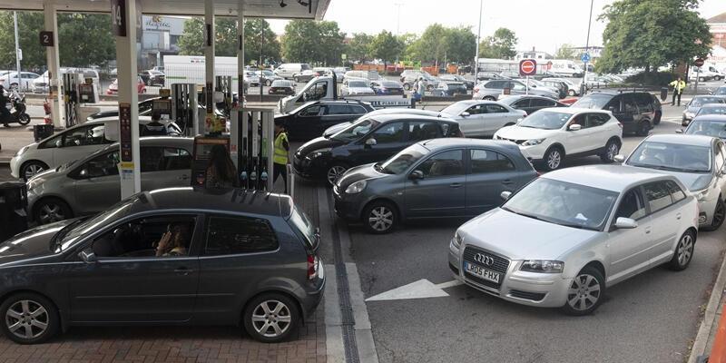 Son dakika haberi: İngiltere'de yakıt krizi! Hükümetten yeni hamle